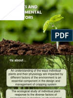 03. Plants and Environment Factors