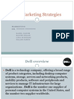 Dell Marketing Strategies