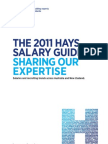 Hays Salary Guide 2011 AU Eng Nrg Res