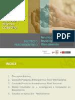Luis Rosa Pérez - Innovación en Biocomercio
