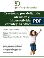 TDH Atencion educativa