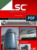 LSC Company Profile Presentation