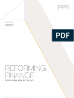 Reforming finance for a new era economy