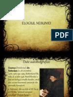 ELOGIUL NEBUNIEI2.