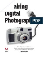 Digital Photo Repair Using Photoshop