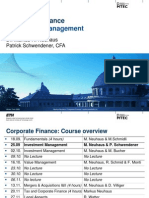 CF III InvestmentManagemt PreRead