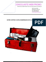 Coffre à outils numériques Iconoclaste 2011-2012