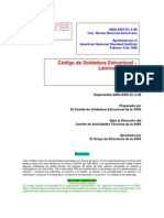 Codigo Ansi Aws d1.3 Del 98 (1)
