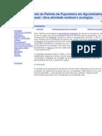 Processamento do Palmito de Pupunheira em Agroindústria Artesanal