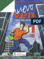 Livro - Nuevo Ven 1 - Libro Del Alumno