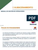TANQUES DE ALMACENAMIENTO
