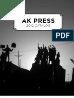 AK Press 2012 Catalog