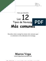 Los 12 Tipos de Noviazgos