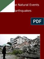 Earthquakes 2011