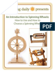 Introduction to Spinning Wheels