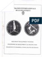 Age Group Development Programe 1996 - Growth and Maturation