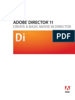 Director 11 Basic Tutorial