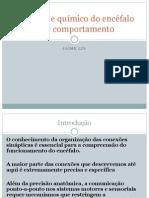 7 - CONTROLE QUÍMICO DO ENCÉFALO E COMPORTAMENTO