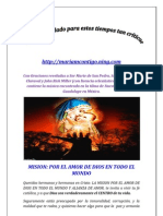 ROSARIO PARA ESTOS TIEMPOS CRITICOS | ALIANZA DE AMOR