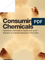 Consuming Chemicals