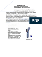 Pirómetro