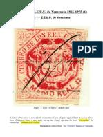 Venezuelan stamps / Correos de EEUU de Venezuela 1866-1955 (1)