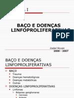 BaÇo e DoenÇas Linfoproliferativas