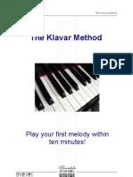 Klavar Explained