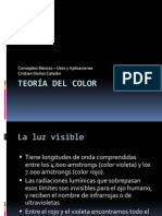 Teoría del Color