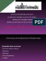Patologia Autoimune Da Cavidade Oral