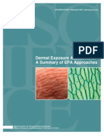 Dermal Exposure Assessment 2007 Final