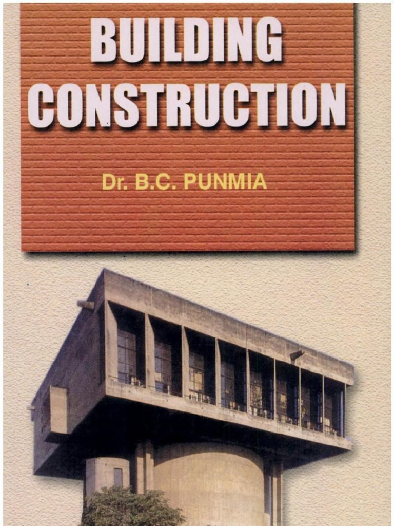 Image Result For Building Construction By Bc Punmia