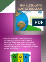reciclaje una laternativa