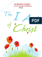 I Ams of Christ  (excerpt)