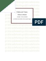 Prática de Texto Leitura e Redação - Luiz Roberto Dias de Melo e Celso Leopoldo Pagnan