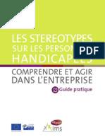 Les Stereotypes Sur Les Personnes Handicapees