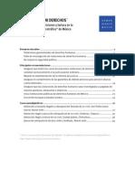 Informe de Human Rights Watch