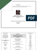 Blalack - Campus Improvement Plan 2011-2012