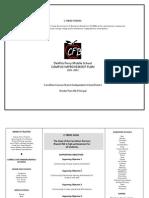 Perry - Campus Improvement Plan 2011-2012