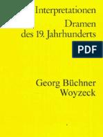 Georg Buechner Woyzeck