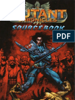 Mutant Chronicles 3rd Edition Roleplaying Game Pdf