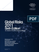 WEF Global-Risks 2011 (Wharton Center for Risk Management)