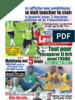 LE BUTEUR PDF du 10/11/2011