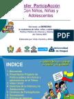 Taller Diagnostico  - Política pública de Infancia y Adolescencia