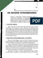 CPP - RECURSO EXTRAORDINÁRIO - FERNANDO DA COSTA TOURINHO FILHO