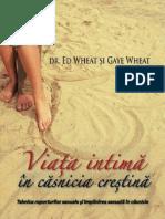 Viata intima in casnicia crestina - dr. Ed Wheat si Gaye Wheat