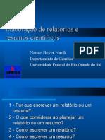 Como Elaborar Um Relatório