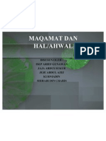 Maqamat Dan Hal New