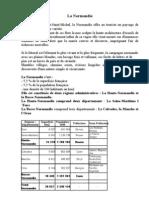 Rapport Sur La Normandie