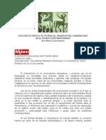 """""""Occidente Herido. EL potencial sanador del chamanismo en el mundo contemporáneo"""" por Ana María Llamazares"""